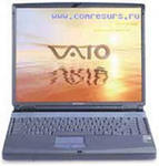 Notebook, Laptop SONY PCG-F680