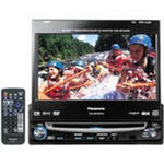 Audio/Video Players Panasonic CQVD7003U