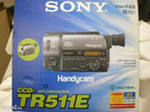 Video Camera SONY CCD-TR511E