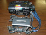 Video Camera SONY CCD-TR416