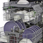 Dishwasher Candy CDF 315