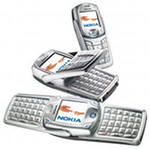 Mobile Phone Nokia 6822