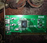 PCI Adapter D-Link DUB-A2 revA3
