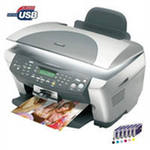 Printer Epson Stylus Photo RX510