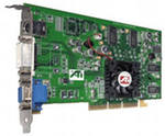 Video Card ATI RADEON 7500