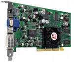 Video Card ATI RADEON 8500