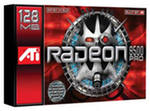 Video Card ATI RADEON 9500