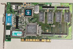 Video Card Diamond Multimedia Stealth64 Video 3000