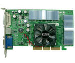 Video Card ELSA GLADIAC FX 732 series
