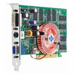 Video Card Microstar FX series & w/video-in function