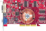 Video Card Microstar FX5200-TDR128