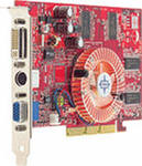 Video Card Microstar FX5200-VTD128