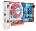 Video Card Microstar RX1900 GTO
