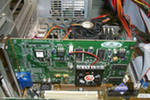 Video Card ATI RADEON 32MB SDR