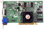Video Card ATI RADEON 64MB DDR