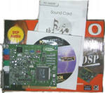 Sound Card AZTECH PCI 368-DSP