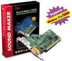 Sound Card Genius SoundMaker 32