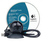 Webcam Logitech Color QuickCam 2