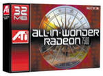 Video Card ATI ALL-IN-WONDER 7500