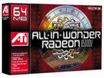 Video Card ATI ALL-IN-WONDER RADEON 8500DV