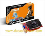 Video Card ASUS EAH4670 Series