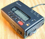 Cassette player/recorder SONY TCD-D7
