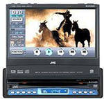 Audio/Video Players JVC KD-AV7010